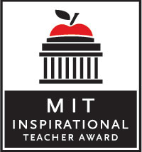 MIT Inspirational Teacher logo
